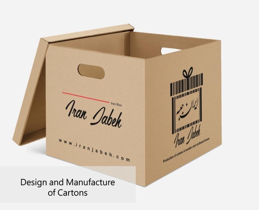 کارتن سازی ایران جعبه